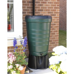 Synthetic rain barrel 41 gallons