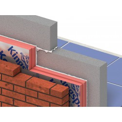 Pack Kooltherm K8 Plus cavity wall board 74/20 mm thick