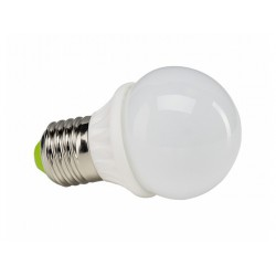 Small Ball LED 4 W grote fitting (E27)