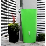 Exclusive synthetic rain barrel