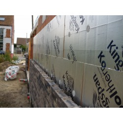 Kingspan cavity wall insulation