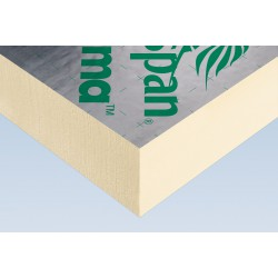 Kingspan Therma TW50 PIR cavity wall board